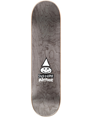 Almost x Hanna-Barbera Mullen Stick-O-Rama Pro Deck - 8