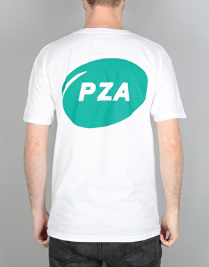 Pizza P10 T-Shirt - White