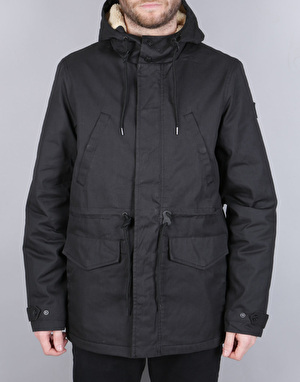 Element Roghan Jacket - Flint Black