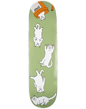RIPNDIP Nermal Pills Team Deck - 8.25