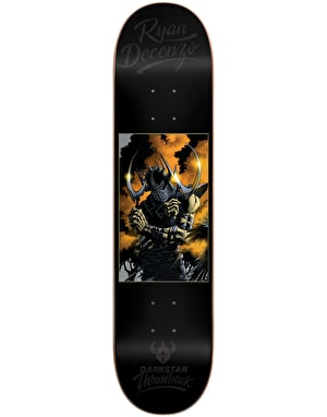 Darkstar Decenzo Throwback Impact Light Pro Deck - 8