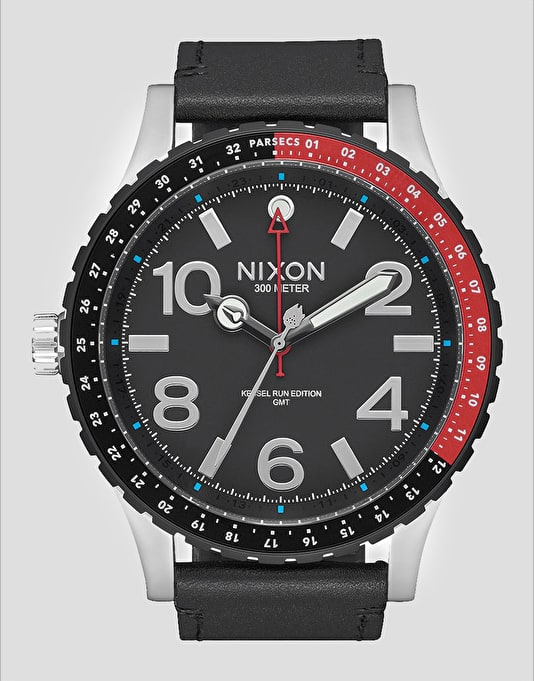 Nixon 51-30 GMT Watch - Han Solo Black
