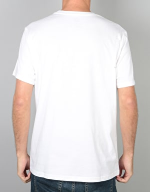 Element Vertical T-Shirt - White