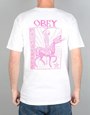 Obey Dead Horse T-Shirt - White