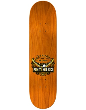 Anti Hero Miorana State of Mind Pro Deck - 8.5