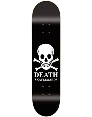 Death OG Skull Skateboard Deck - 8.75