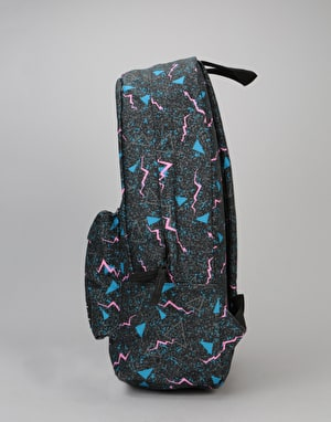 DC Bunker Print Backpack - Black DC Bay
