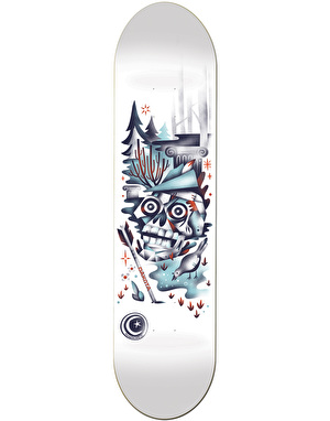 Foundation Servold Woodwraith Pro Deck - 7.875