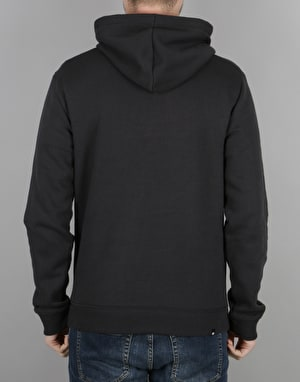 DC Square Pullover Hoodie - Black