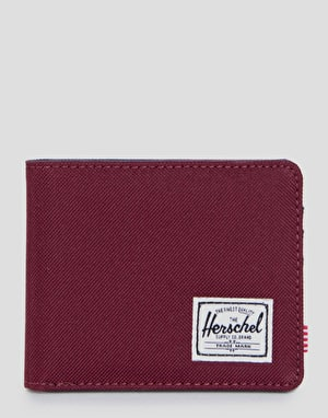 Herschel Supply Co. Roy Wallet - Winetasting Crosshatch