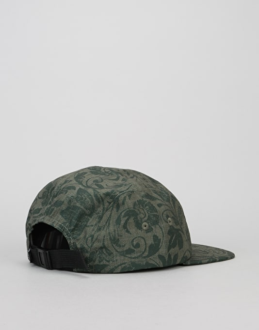 DC Stover 5 Panel Cap - Fatigue Green
