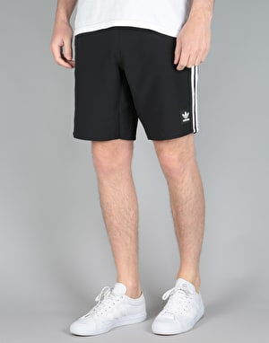 Adidas Aerotech Shorts - Black/White