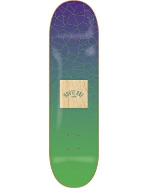 Route One Arid Fade Team Deck - 8.5