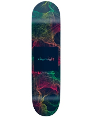 Chocolate Anderson Gravity Pro Deck - 8.125