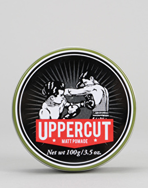 Uppercut Deluxe Matt Pomade 100g Hair Product