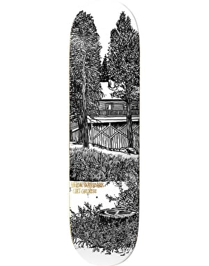 Heroin x The Cabin Chronicles Childress Pro Deck - 8.5