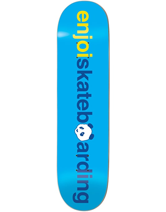 Enjoi No Brainer V2 Team Deck - 8.375""