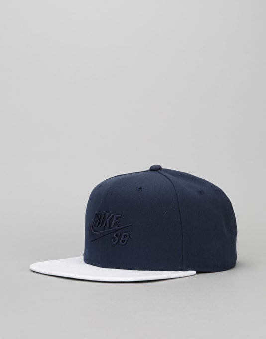 offer discounts best website how to buy Nike SB Icon Snapback Cap - Obsidian/White/Black/Obsidian