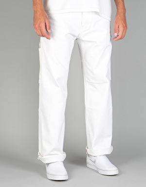 Levi's Skateboarding Carpenter Pants - Bright White