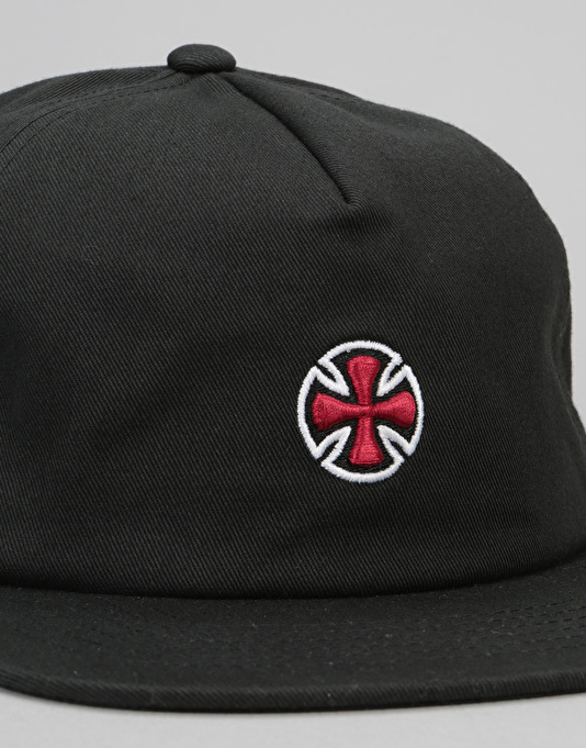 Independent Fort Cap - Black