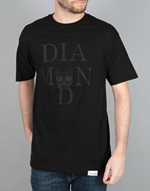 Diamond Supply Co. Skull T-Shirt - Black