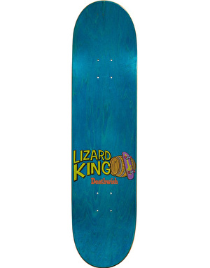 Deathwish Lizard King Teen-Ager Pro Deck - 7.875