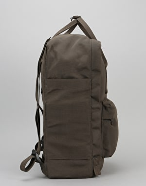 Fjällräven Re-Kånken Backpack - Dark Olive