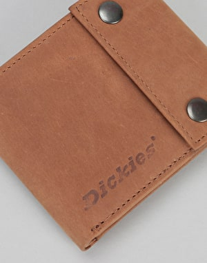 Dickies West Ridge Wallet - Brown