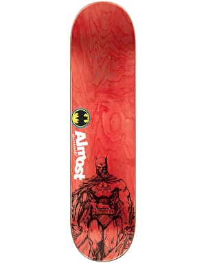 Almost x DC Comics Mullen Batman Pencil Sketch Pro Deck - 8