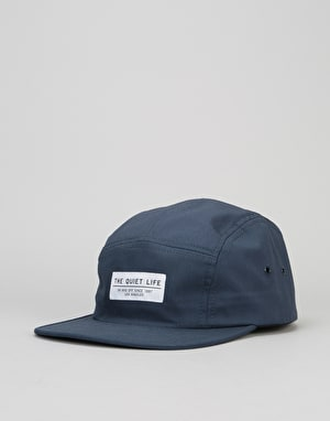 The Quiet Life Foundation 5 Panel Cap - Navy