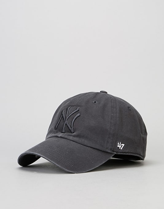 '47 Brand MLB New York Yankees Clean Up Cap - Vintage Navy