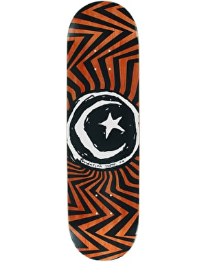 Foundation Star & Moon Zig Zag Team Deck - 7.75