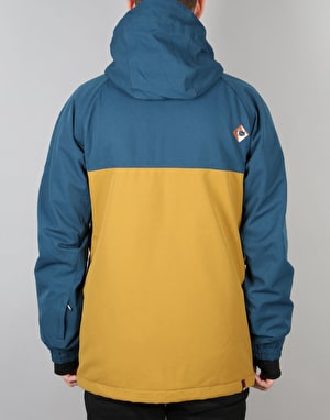 Bonfire Wakeena 2017 Snowboard Jacket - Orion Blue