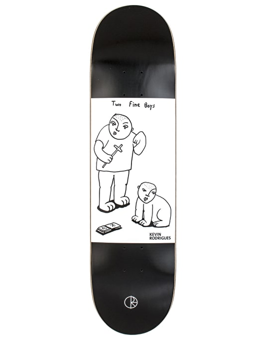 Polar Rodrigues Two Fine Boys Pro Deck - 8.125""