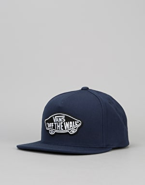 Vans Classic Patch Snapback Cap - Dress Blues