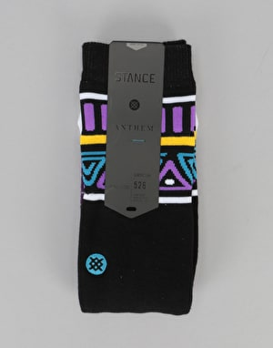 Stance Major Classic Light Socks - Purple
