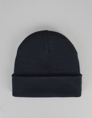 Route One Cuff Beanie - Navy