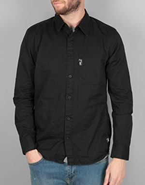 DC SPT L/S Shirt - Black