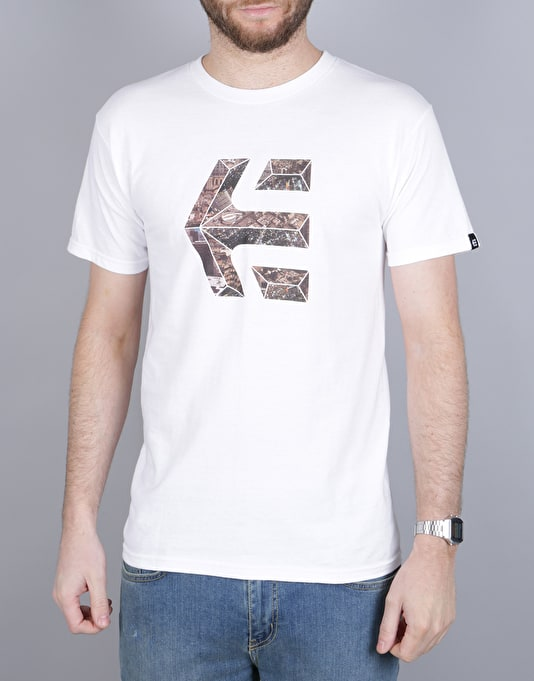 Etnies City Mod T-Shirt - White