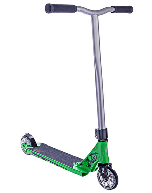 Crisp Inception 2016 Scooter - Wild Green/Silver