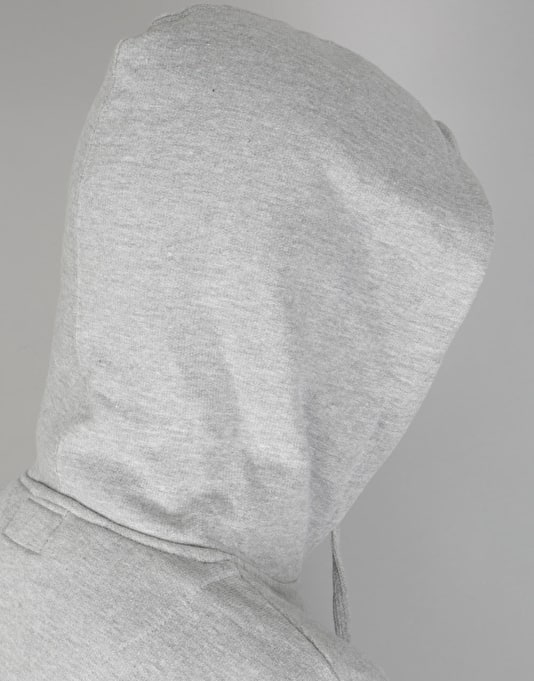 Route One Essentials Pullover Hoodie - Heather Grey