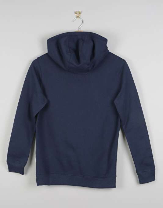 Vans Classic Boys Pullover Hoodie - Dress Blues/Blue Ashes