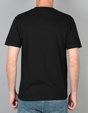 411VM Logo T-Shirt - Black