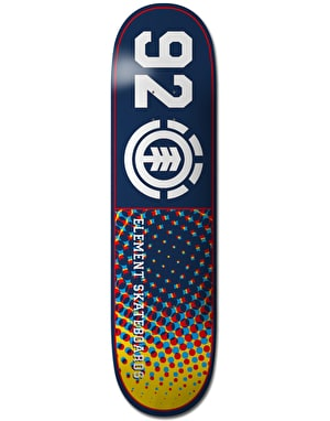 Element 92 Dotted Featherlight Team Deck - 8