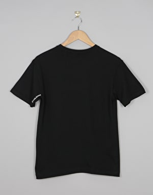 Volcom x Anti Hero Boys T-Shirt - Black
