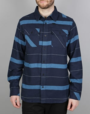 Analog Transmission L/S Shirt - Eclipse