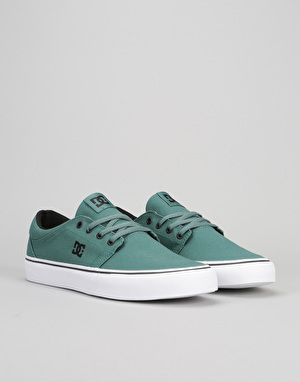 DC Trase TX Skate Shoes - Sea