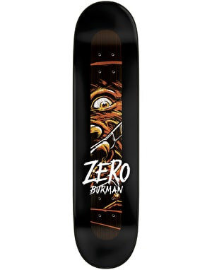 Zero Burman Fright Night Impact Light Pro Deck - 8.25