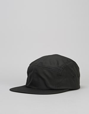 Stüssy Jamboree 5 Panel Cap - Black
