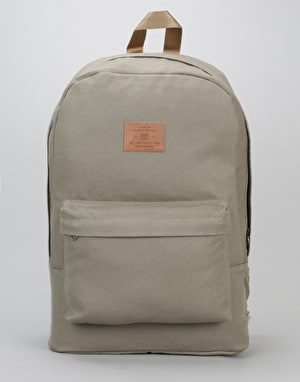 DC Bunker Canvas Backpack - Dusky Green